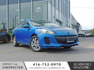 Used 2013 Mazda MAZDA3 BLUETOOTH HEATED SEATS&MIRRORS AUTO SKY-ACTIV for sale in Scarborough, ON