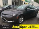 Used 2015 Chrysler 200 C/LIMITED/L-O-O-K -PRICE/WE FINANCE !! for sale in Kitchener, ON