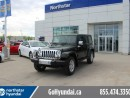 Used 2011 Jeep Wrangler Unlimited SAHARA HARDTOP POWER OPTIONS for sale in Edmonton, AB