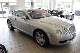 Used 2004 Bentley Continental for sale in Oakville, ON