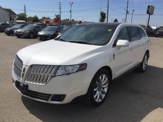 Used 2012 Lincoln MKT AWD * LEATHER * NAV * REAR CAM * PANO SUNROOF * 7 PASS for sale in London, ON