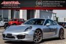 Used 2014 Porsche 911 Carrera 4S 400HP CleanCarProof Bose Audio Pkg DrvrMemory 20