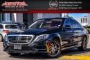 Used 2015 Mercedes-Benz S-Class S550 |4MATIC|DrvrAsst,Premium,SportPkgs|Sunroof|Burmester|19