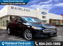New 2017 Ford Fusion SE Power Front Seat for sale in Surrey, BC