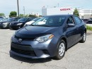 Used 2015 Toyota Corolla CE*JUST $52/WK*MINT CONDITION*COOL STERLING GRAY* for sale in Scarborough, ON