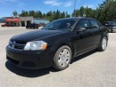 Used 2011 Dodge Avenger SXT - Low KMS - Fuel Efficient for sale in Norwood, ON