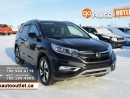 Used 2015 Honda CR-V Touring for sale in Edmonton, AB