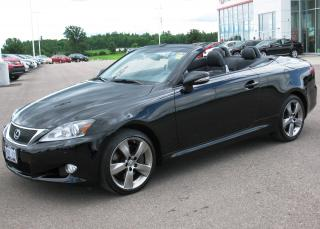 Used 2011 Lexus IS 350 Prem Package 2 for sale in Renfrew, ON