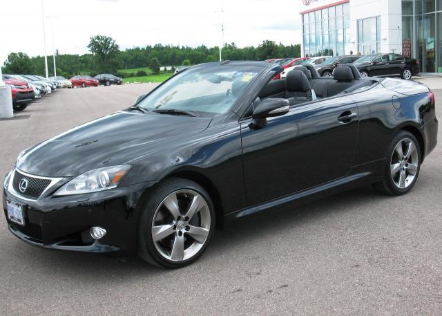 2011 Lexus IS 350 Prem Package 2