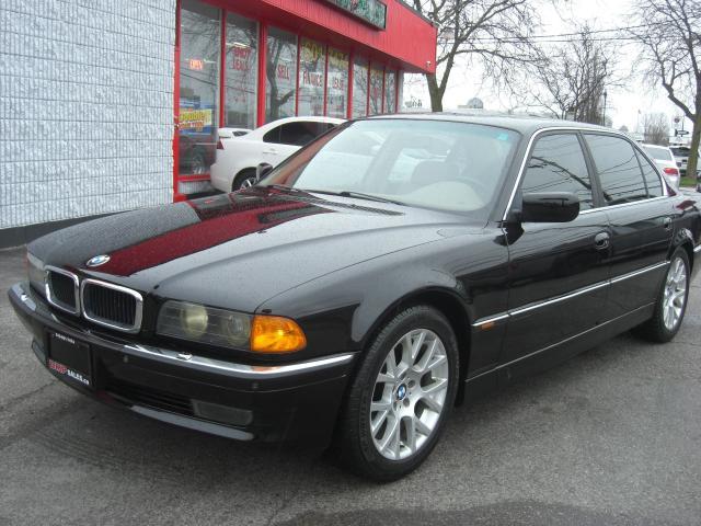 1997 BMW 740iL Executive