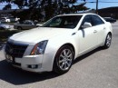 Used 2008 Cadillac CTS CTS4 3.6L ULTRA PREMIUM PKG - NAVIGATION / LOADED for sale in Scarborough, ON