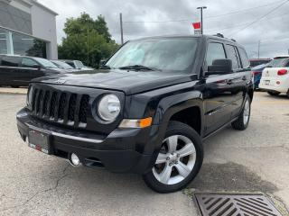 Used 2011 Jeep Patriot Latitude X * 4WD for sale in London, ON