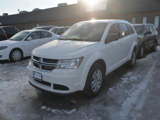 Used 2016 Dodge Journey CVP ONLY 57,000 KMS|PUSH BUTTON START|TOUCHSCREEN for sale in Concord, ON