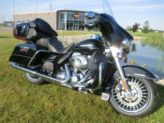 Used 2013 Harley-Davidson Ultra FLHTK ULTRA LIMITED for sale in Blenheim, ON