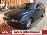 Photo of Blue 2002 BMW 530