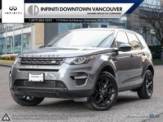 Used 2016 Land Rover Discovery Sport HSE (2016.5) HSE!! Navigation! Local ONE Owner!! for sale in Vancouver, BC