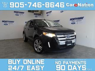 Used 2014 Ford Edge LIMITED | AWD | ROOF | LEATHER | NAV | 20'' RIMS for sale in Brantford, ON
