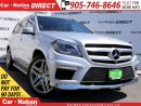 Used 2015 Mercedes-Benz GL-Class GL350 BlueTEC 4MATIC| DVD| PANO ROOF| DIESEL| for sale in Burlington, ON