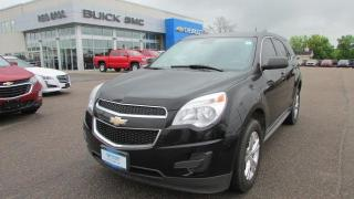 Used 2015 Chevrolet Equinox LS / $145.00 bi-weekly for 84 mths for sale in Arnprior, ON