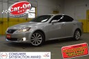 Used 2009 Lexus IS 250 AWD SPORT PREMIUM for sale in Ottawa, ON