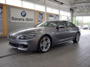 Used 2017 BMW 650i xDrive Gran Coupe for sale in Edmonton, AB