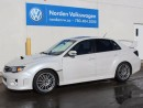 Used 2011 Subaru Impreza WRX STI for sale in Edmonton, AB