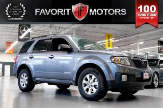 Used 2008 Mazda Tribute GX V6 AWD   CRUISE CONTROL   PWR WINDOWS   AUX for sale in North York, ON