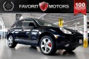 Used 2006 Porsche Cayenne Turbo S AWD 520HP! | LTHR | NAV | REAR SENSORS for sale in North York, ON