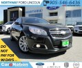 Used 2013 Chevrolet Malibu 2LT |EXPANSION SALE ON NOW | MY LINK | for sale in Brantford, ON