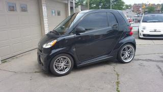 2009 Smart fortwo coupe Brabus Edition