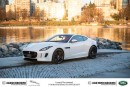 Used 2017 Jaguar F-Type Coupe S AWD for sale in Vancouver, BC