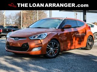 Used 2013 Hyundai Veloster for sale in Barrie, ON