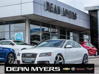 Used 2011 Audi A5 for sale in North York, ON