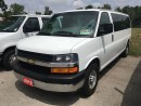 Used 2012 Chevrolet Express LS Extended Passenger for sale in Aylmer, ON