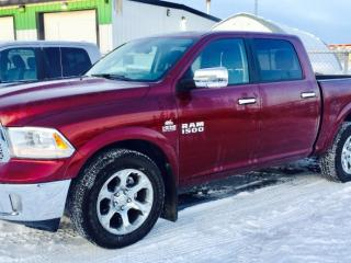 Used 2016 Dodge Ram 1500 Laramie for sale in Yellowknife, NT