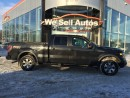 Used 2013 Ford F-150 FX4 Super Crew *LEATHER *BLUETOOTH *SOUND SYSTEM for sale in Winnipeg, MB