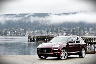 Used 2008 Porsche Cayenne Turbo for sale in Burnaby, BC