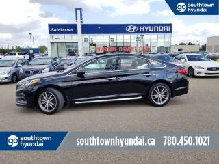Used 2016 Hyundai Sonata ULTIMATE 2.0T/LEATHER/HEATED & COOLED SEATS/SUNROOF for sale in Edmonton, AB