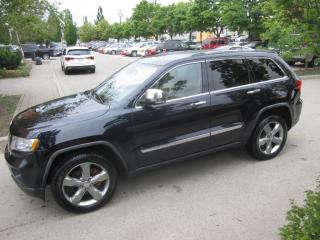 Used 2011 Jeep Grand Cherokee Limited for sale in North York, ON