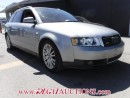 Used 2004 Audi A4  4D WAGON QTRO 3.0L for sale in Calgary, AB