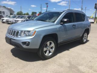 Used 2013 Jeep COMPASS TRAIL * 4WD * LOW KM for sale in London, ON