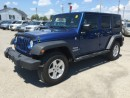 Used 2010 Jeep Wrangler UNLIMITED SPORT * 4WD * POWER GROUP for sale in London, ON