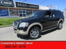 Used 2010 Ford Explorer Eddie Bauer   4x4! 7-PASS LEATHER! SYNC! for sale in St Catharines, ON