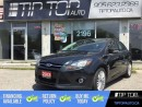 Used 2013 Ford Focus Titanium ** Leather, Sunroof, Bluetooth, Loaded ** for sale in Bowmanville, ON