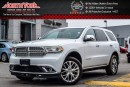 Used 2015 Dodge Durango Citadel 4x4|7-Seater|Tech Package|Nav|Sunroof|Leather|20