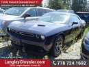 New 2016 Dodge Challenger SXT for sale in Surrey, BC