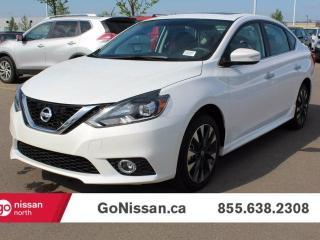 Used 2016 Nissan Sentra 1.8 SR for sale in Edmonton, AB