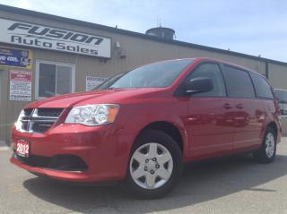 Used 2012 Dodge Grand Caravan SE-STO-N-GO-1 OWNER-CLEAN for sale in Tilbury, ON