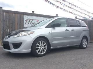 Used 2008 Mazda MAZDA5 GS for sale in Stittsville, ON