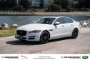 Used 2017 Jaguar XE 3.0L AWD Prestige for sale in Vancouver, BC